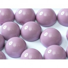 Margele Dome 10x6mm Lilac 48224