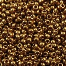 Margele de nisip Miyuki 11/0 0457L Metallic Light Bronze