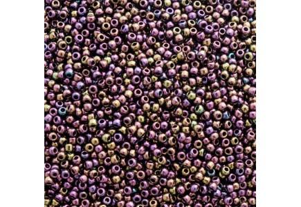 Margele Toho 15/0 85 Metallic Iris Purple