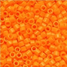 Delica 11/0 DB1133 Opaque Mandarin