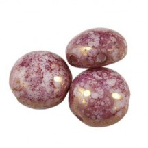 Margele Candy Alabaster Purple Terracotta 02010/15496