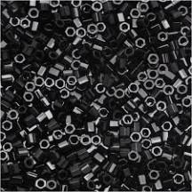 Delica Hexcut 11/0 DBC0010 Black