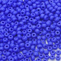 Margele De Nisip Preciosa Ornela 13/0 19001/33040 Opaque Blue
