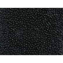 Margele de nisip Preciosa Ornela 8/0 19001/23980 Black