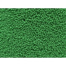 Margele De Nisip Preciosa Ornela 13/0 19001/53230 Opaque Green