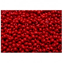 Margele de nisip Preciosa Ornela 8/0 19001/93190 Opaque Red Luster