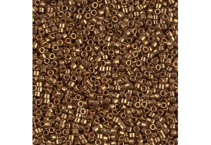 Delica 10/0 DB0022 Metallic Bronze