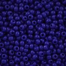 Margele de nisip Miyuki 11/0 0414 Opaque Cobalt