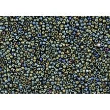 Margele Toho 6/0 0084 Metallic Iris Green/Brown