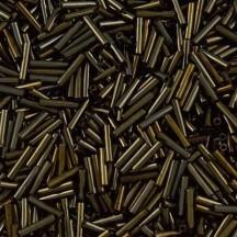 Margele Toho Bugle 9mm 0083 Metalic Iris Brown #3