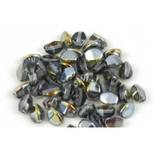 Margele Pinch 5x3mm Crystal Marea 00030/28001