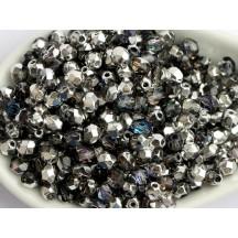 Margele Cehesti Fire-Polish Crystal/Heliotrope 3mm H29536