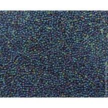 Margele de nisip Miyuki 15/0 Blue Metallic Iris 0452