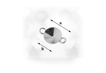 Elemente de legatura cu 2 bucle