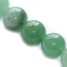 Margele rotunde Green Aventurine 6mm