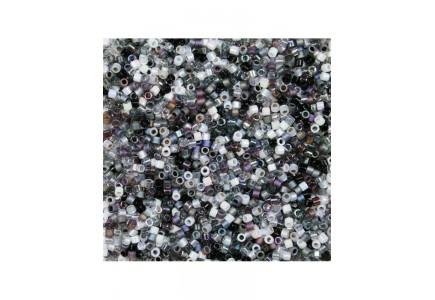 Delica 10/0 DBMIX13 Pebble Stone