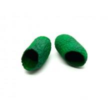 Gogosi de matase verde degrade