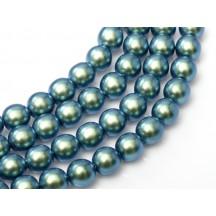 Perle Sticla Cehia 4mm Blue 19041