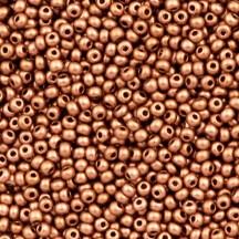 Margele de nisip Preciosa Ornela 10/0 19001/01770 Metallic Copper
