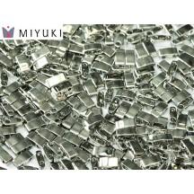 Miyuki Half Tila HTL55006 Crystal Labrador Full