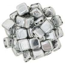 Tila CzechMates 6mm S00030 Silver
