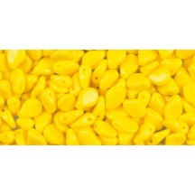 Margele Pip 5x7mm Opaque Yellow 83120