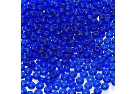 Margele de nisip Preciosa Ornela 10/0 19001/60300 Transparent Dark Blue