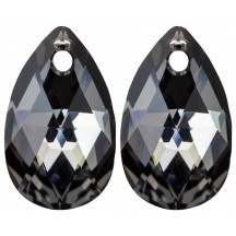 Swarovski Pandativ Pear Shape Light Chrome 22m