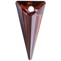 Swarovski Pandativ Spike Red Magma 18mm
