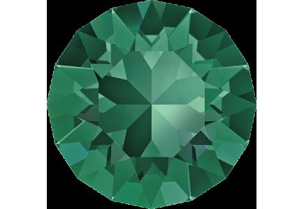 Swarovski Xirius 1088 pp31 Emerald Foiled