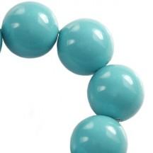 Swarovski Pearl 4mm Turquoise